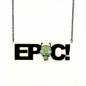 Epic Gir Necklace!